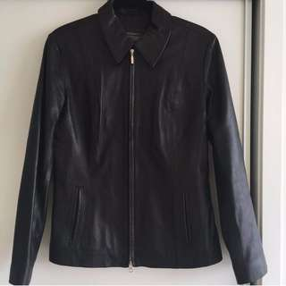 Never worn Danier leather jacket