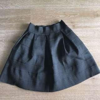 SEED mini bouncy skirt
