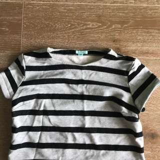 KOOKAI Stripe Top