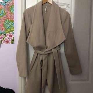 Indikah Taupe Coat