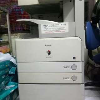 Mesin Fotocopy canon ir3035/3045 + Etalase 2 + Sisaan ATK + Komputer core2 duo