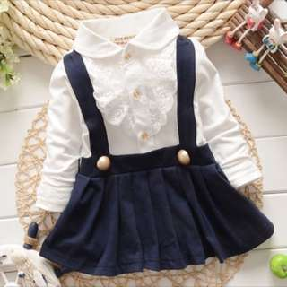 IMPORT LANGSUNG Princess Casual Dress