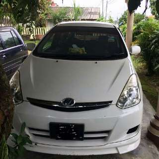 Toyota Wish Ready JB