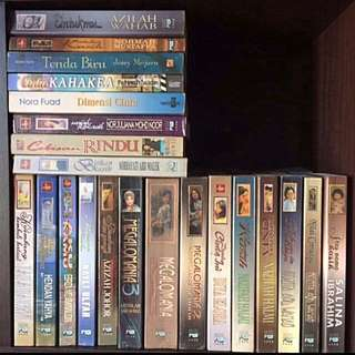 Clearance Novel Melayu Preloved