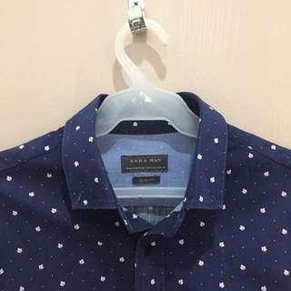 Zara Man Button Down (Medium-Slim Fit)