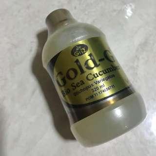 Gold- G Bio Sea Cucumber Gamat