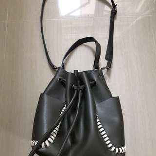 ZARA shoulder/ cross body hand bag