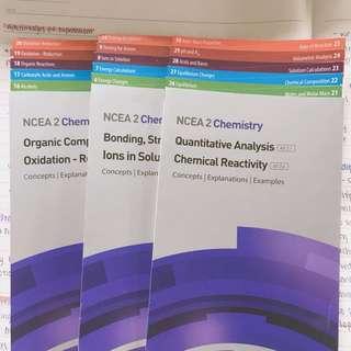 Studypass Ncea level 2 chemistry