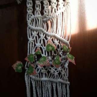 Ramone macrame wall hanging
