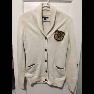 Tommy Hilfiger button down cardigan