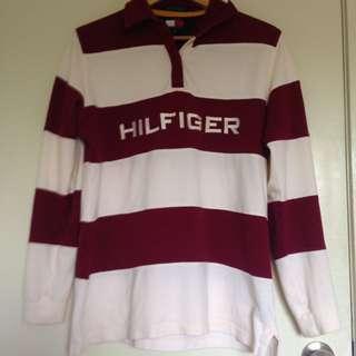 Tommy Hilfiger Rugby Jumper (Rare)