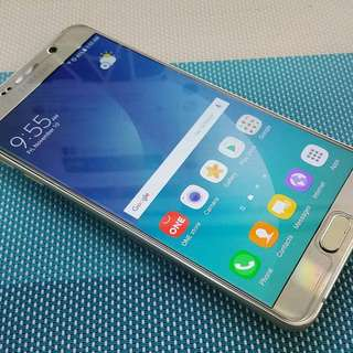 SAMSUNG GALAXY NOTE 5 32GB GOLD