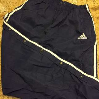 Adidas Botton Tearaway Trackpants