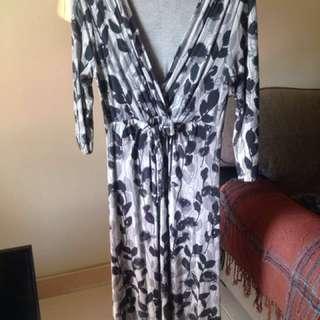 Fhase Eight Long dress knee length UK12