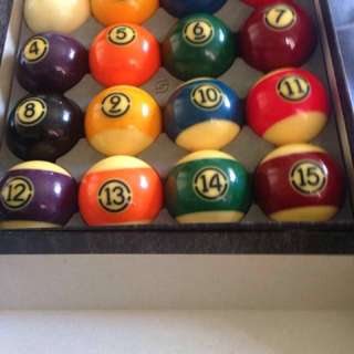 Belgian Aramith Tournament Billards