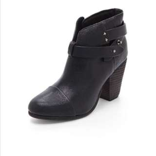 Rag & Bone Harrow Boots Size 37.5