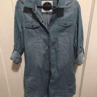 Reeuge Denim Dress