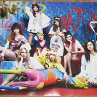 (SNSD) GIRLS GENERATION I GOT A BOY ALBUM