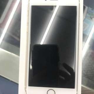 iPhone6s plus 64g 金 全機包膜