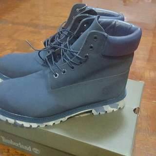 Timberland boots suede