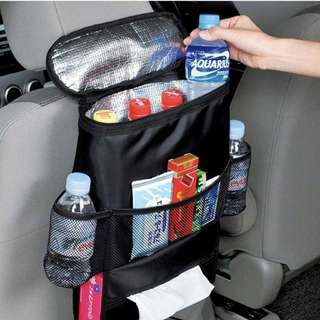 Car Backseat Organizer with thermal
