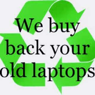 Buy back your old laptop
