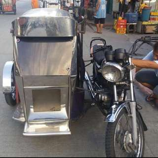 Sale!! Yamaha motorcycle with Sidecar