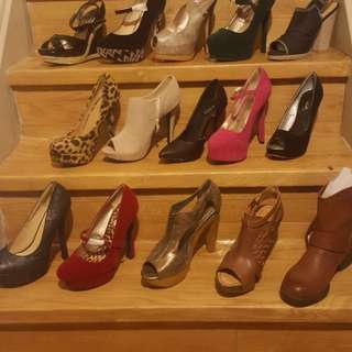 SHOES (ALL NEW)