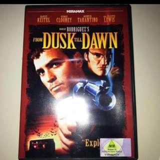 From Dusk Til Dawn DVD