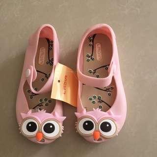 Sepatu Jelly Owl
