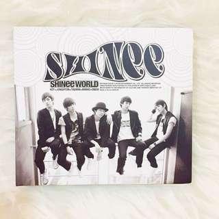[Unsealed] SHINee 1st Album: SHINee World Type B