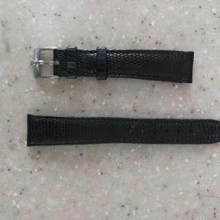 勞力士 皮帶蛇皮 17mm-14m鋼扣 原裝