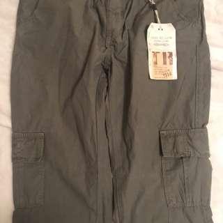 Women's True Religion Celina Cargo Rolled pants size 27