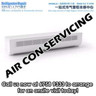 Air con Service - Air Conditioning Service