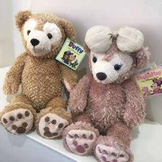 達菲熊,男生&女生