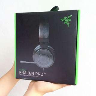 Razer Kraken Pro V2 Analog eSports Gaming Headset