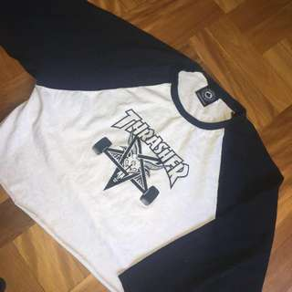 Mid cut Thrasher shirt