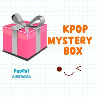 KPOP MYSTERY BOX!! $5 Shipping!