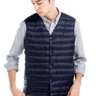 UNIQLO Compact Light Down Vest Size M
