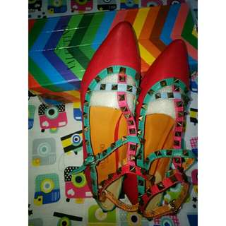 Flat Shoes Valentino