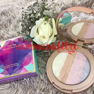 Tarte Limited-edition spellbound glow rainbow highlighter