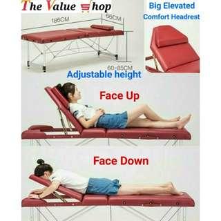 Sales ! 5 in 1 Multi Purpose Portable Foldable Facial Massage Bed