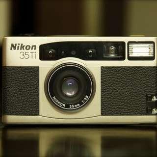 Nikon 35ti (Buy/Trade)
