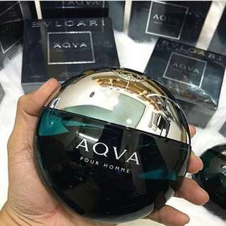Parfume BVLGARI AQVA POUR HOMME 100mL (segel)
