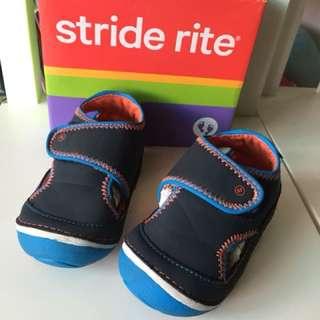 Preloved! Stride Rite Baby Boy Shoes