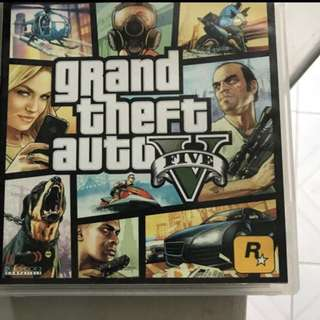 GTA 5 for for PS3
