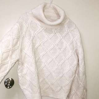 Woolen Turtle Neck
