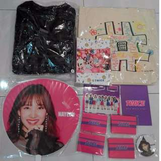 [Stock Arrive] Twice Official One More Time Japan Goods