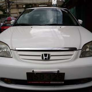 Honda vtis vtec 3 top of the line
