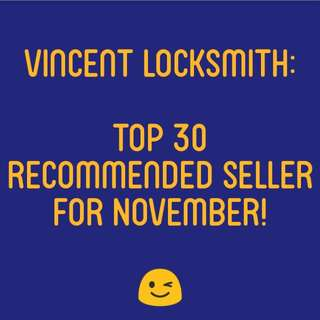 Top 30 Recommended Sellers!